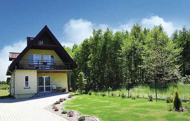 Holiday home in Boguszewo