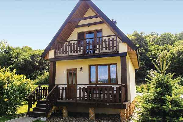 Holiday home in Huzele