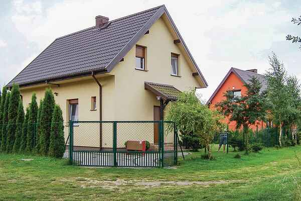 Holiday home in Nowęcin