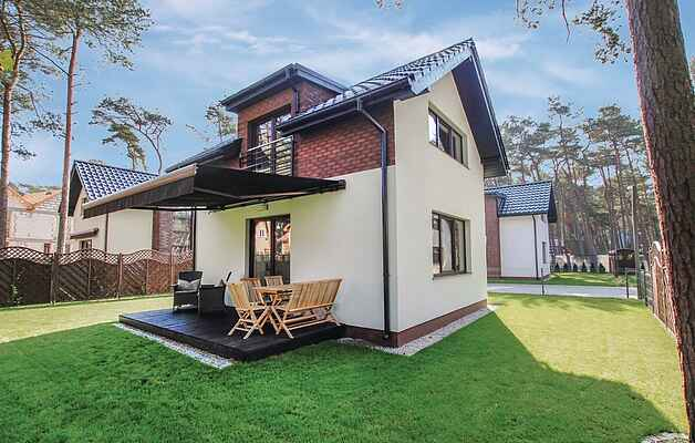 Holiday home in Pobierowo
