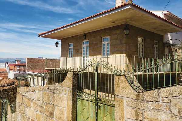 Ferienhaus in Sanfins do Douro