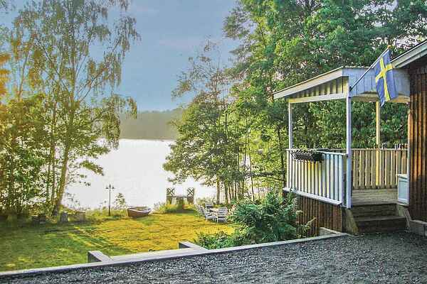 Holiday home in Karlshamn N