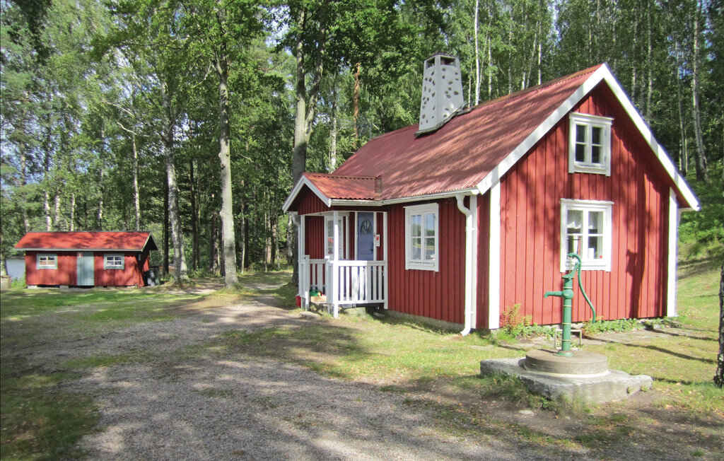 Holiday home in Hylte Ö