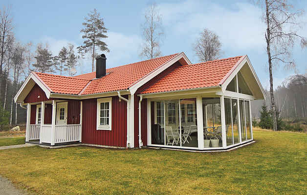 Holiday home in Tingsryd SV