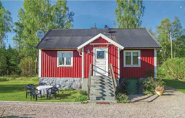 Holiday home in Ronneby NV