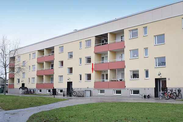Apartment in Bingeby-Österby