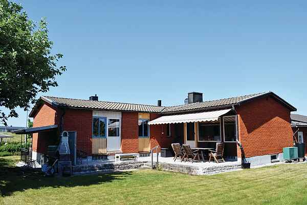 Holiday home in Bingeby-Österby
