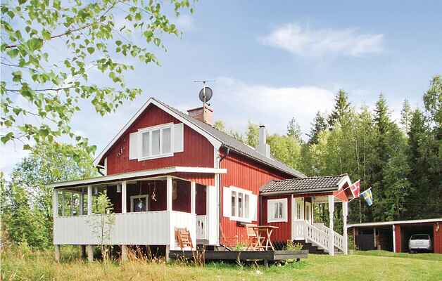Holiday home in Filipstad NO