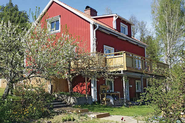 Holiday home in Harg-Oppeby-Oxbacken