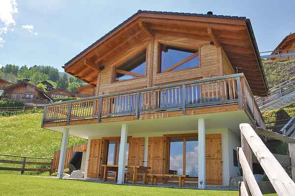 Holiday home in Siviez