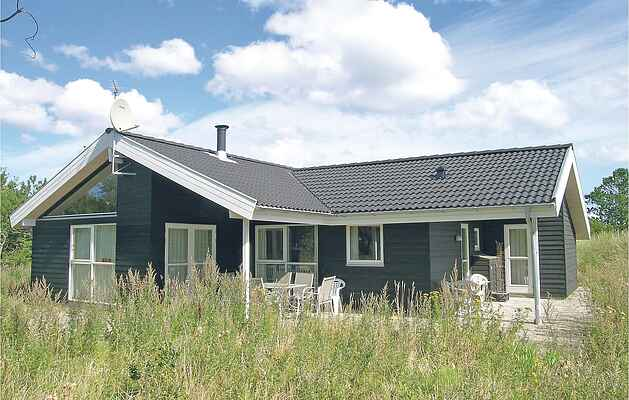 Holiday home in Bunken