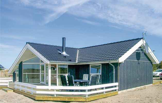 Holiday home in Tversted Strand