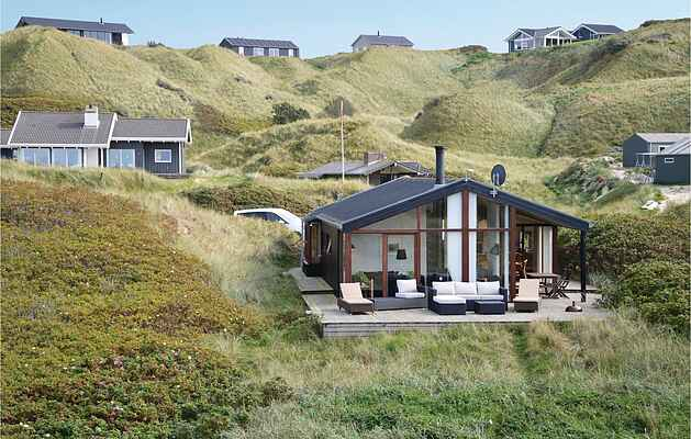 Holiday home in Kettrup Bjerge