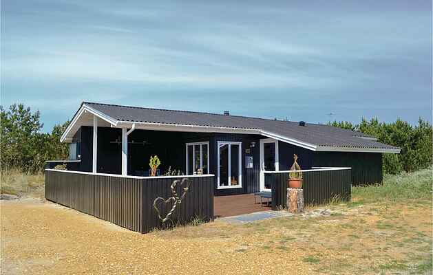 Holiday home in Bjerregård Strand