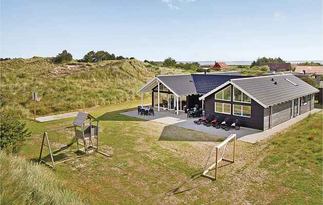 Holiday home in Nr. Lyngvig Strand