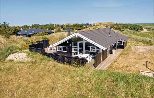 Holiday home in Lodbjerg Hede