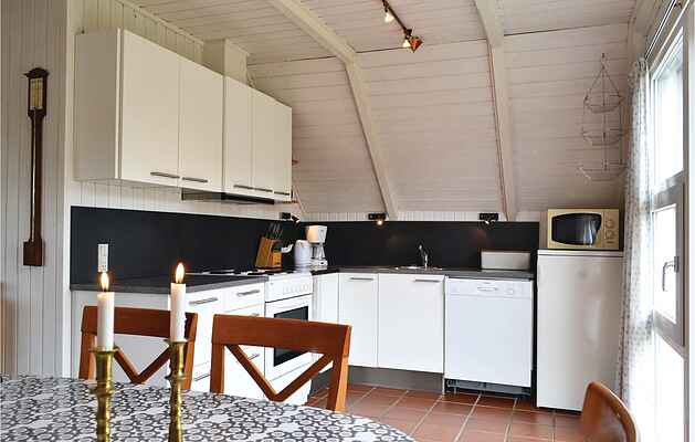 Holiday home in Sdr. Haurvig Strand