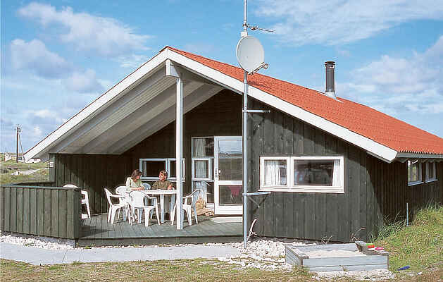 Holiday home in Skodbjerge