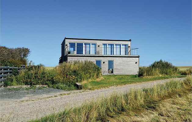 Holiday home in Bovbjerg Strand