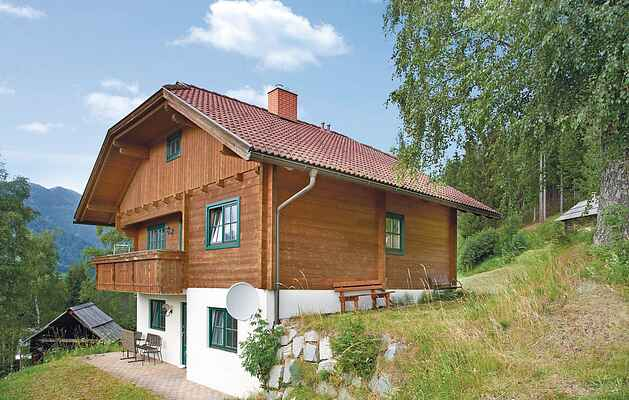 Holiday home in Radenthein