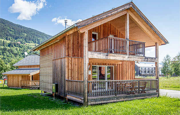 Holiday home in Sankt Lorenzen ob Murau