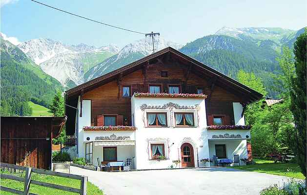 Apartment in Pettneu am Arlberg