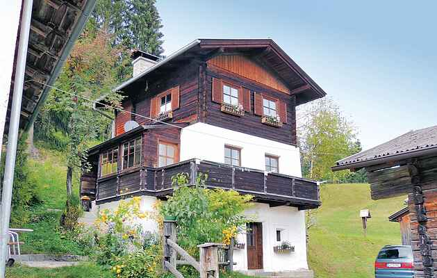 Holiday home in Untertilliach