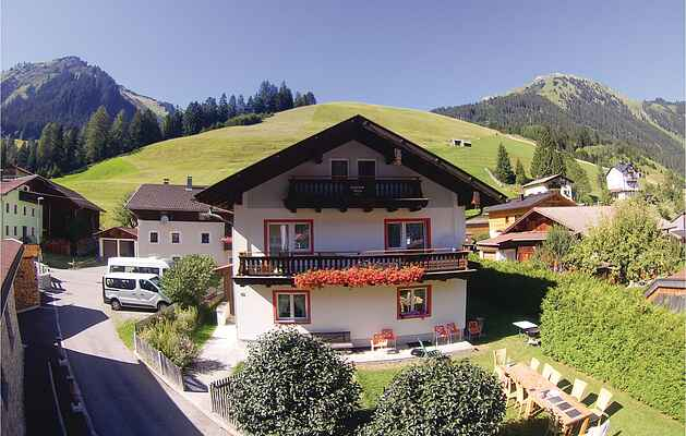 Holiday home in Holzgau