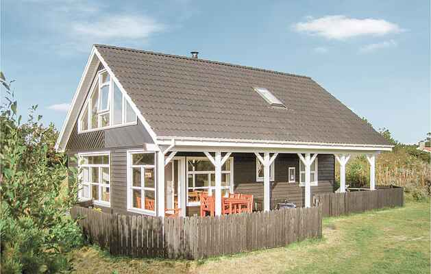 Holiday home in Sønder Vorupør