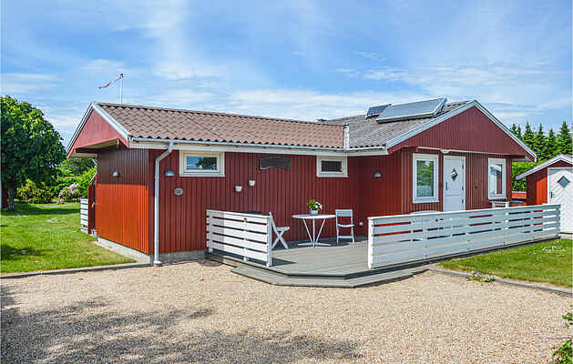 Holiday home in Bork Havn