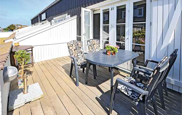 Holiday home in Agger Havn Feriecenter