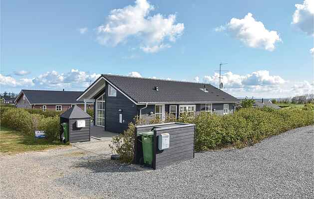 Holiday home in Gjellerodde Strand