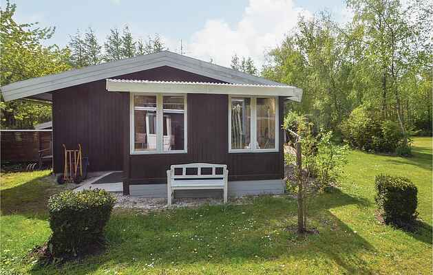 Holiday home in Skibsted Fjord