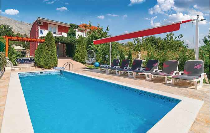 Holiday home nscdf474