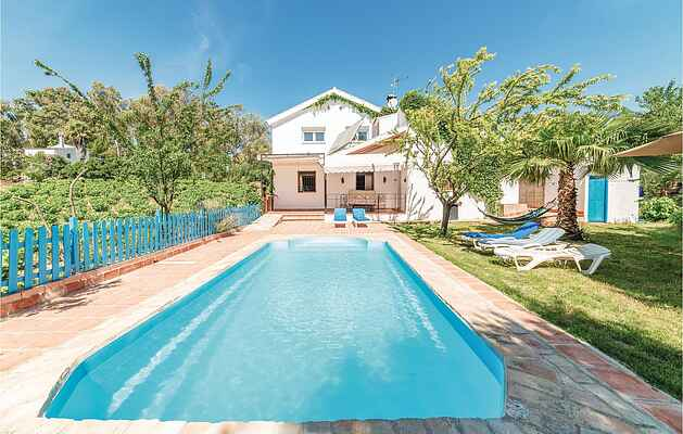 Holiday home in Montemayor