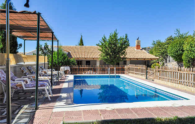 Holiday home in Montefrío