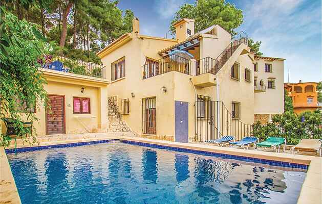 Holiday home in Benissa