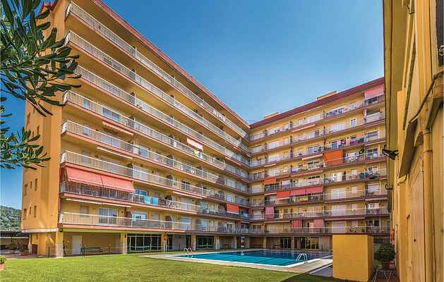 Apartment in Malgrat de Mar