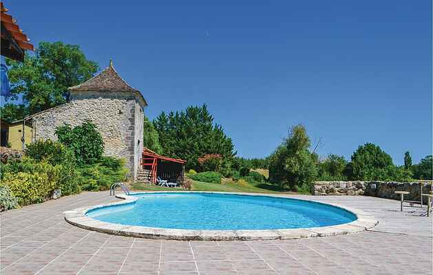 Holiday home in Saint-Capraise-d'Eymet