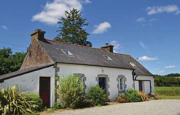 Holiday home in Poullaouen