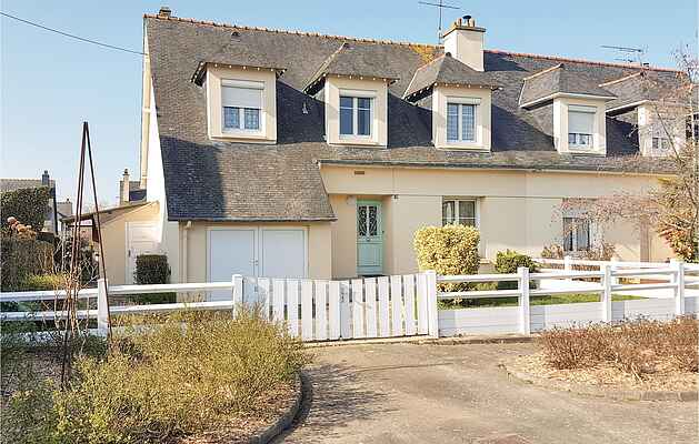 Sommerhus i Cancale