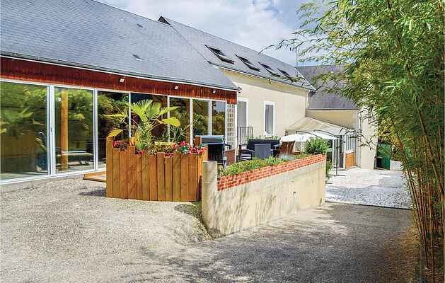 Holiday home in Montreuil-en-Touraine