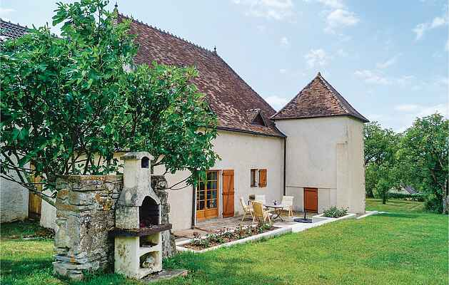 Holiday home in Montceau-les-Mines