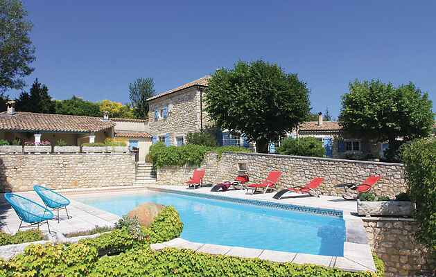 Holiday home in Malataverne