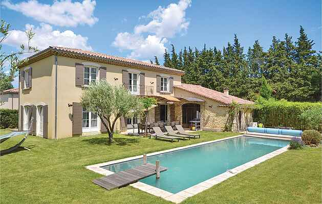 Holiday home in Mirmande