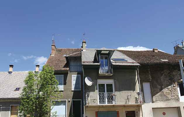 Apartment in Poligny