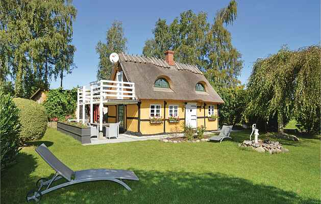 Holiday home in Mosebølle Strand