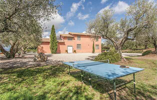 Holiday home in Viterbo
