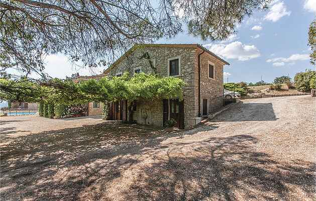 Holiday home in Baschi