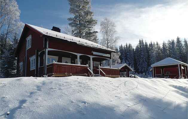 Holiday home in Åsnes
